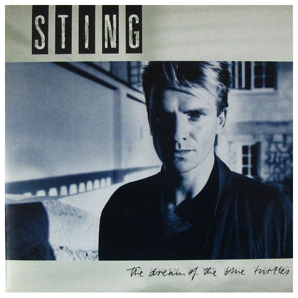 STING STING - The Dream Of The Blue Turtles sting sting the complete studio collection 16 lp