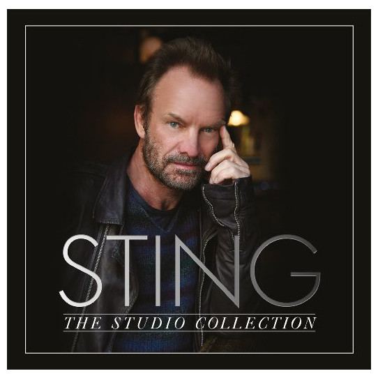 STING STING - The Studio Collection (11 LP)