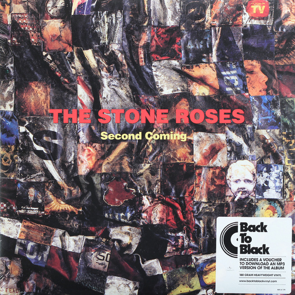 Stone Roses Stone Roses - Second Coming (2 Lp, 180 Gr)