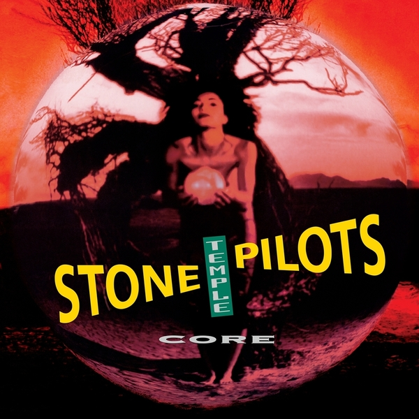 Stone Temple Pilots Stone Temple Pilots - Core (25th Anniversary) (lp+4 Cd+dvd) partners lp cd