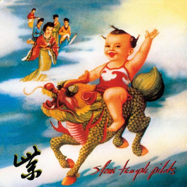 Stone Temple Pilots - Purple (25th Anniversary) (lp + 3 Cd, 180 Gr)