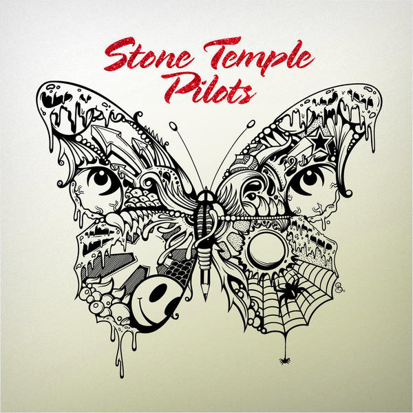 Фото - Stone Temple Pilots Stone Temple Pilots - Stone Temple Pilots (2018) 2018 new 230w cigstar greek temple tc box mod with 8 colors led light