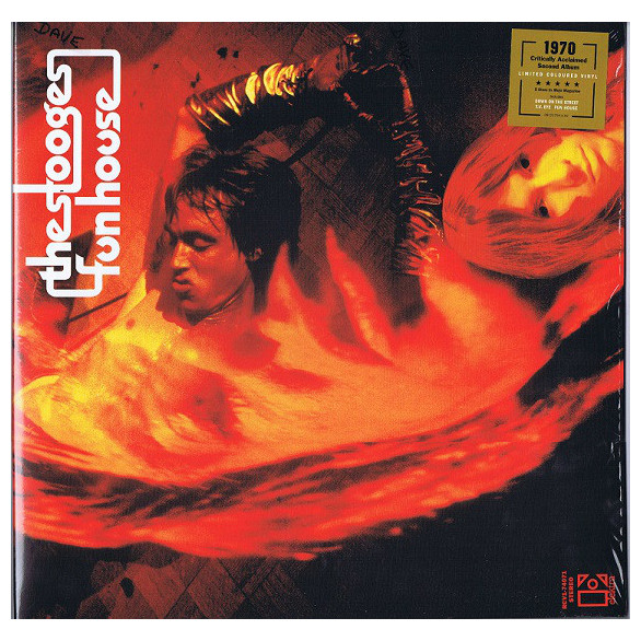 Stooges Stooges - Fun House (colour) stooges stooges live at ungano s 2 lp