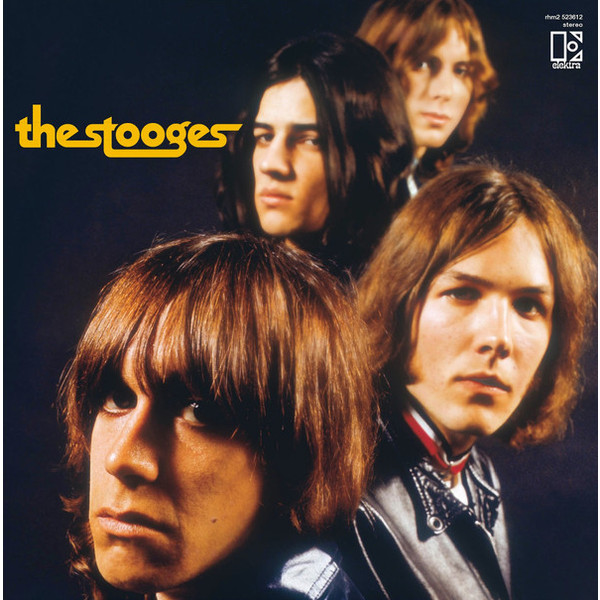 Stooges Stooges - The Stooges (colour)