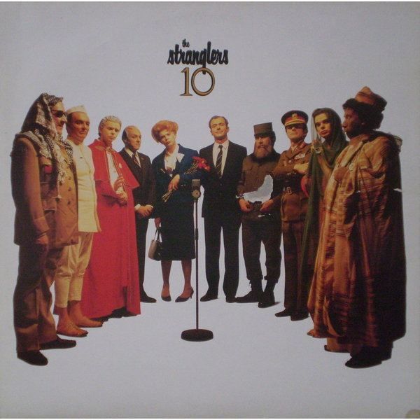 Stranglers Stranglers - 10 stranglers stranglers friday the 13th live at the royal albert 2 lp colour