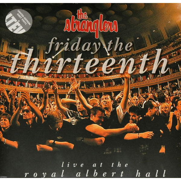 Stranglers Stranglers - Friday The 13th-live At The Royal Albert (2 Lp, Colour) procol harum procol harum live in concert with the edmonton symphony 2 lp colour