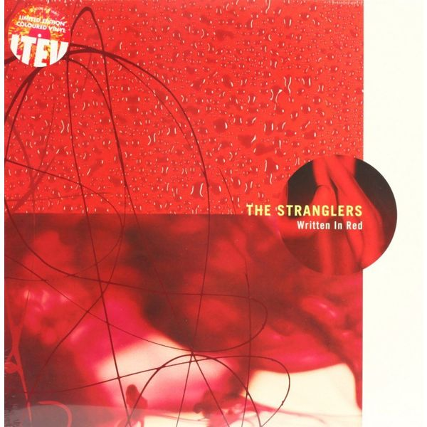Stranglers Stranglers - Written In Red (2 Lp, Colour) written in stone