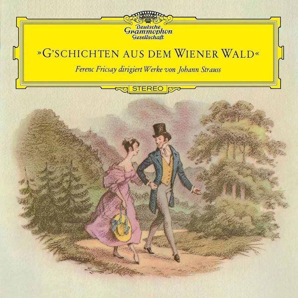 Strauss Strauss - G'schichten Aus Dem Wienerwald strauss strauss vier letzte lieder