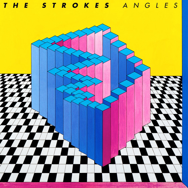 Strokes Strokes - Angles (180 Gr) the strokes the strokes room on fire