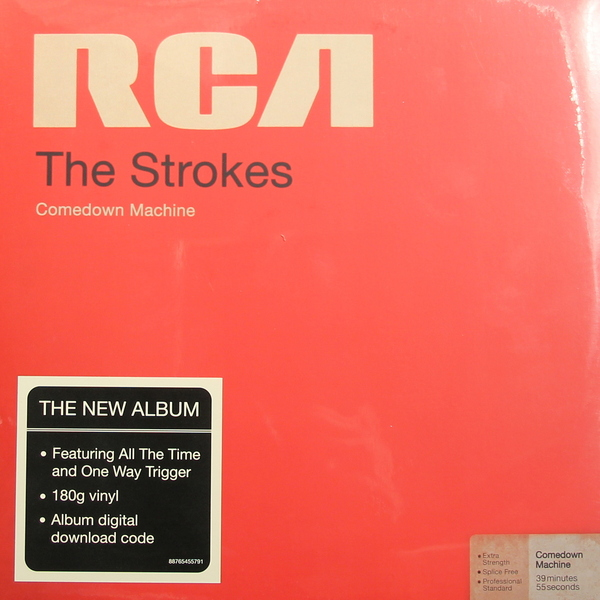 Strokes - Comedown Machine