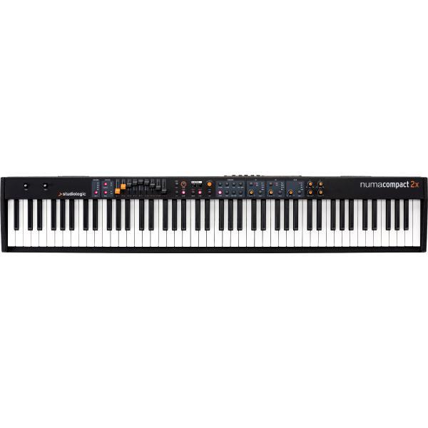 Цифровое пианино Studiologic Numa Compact 2x Black