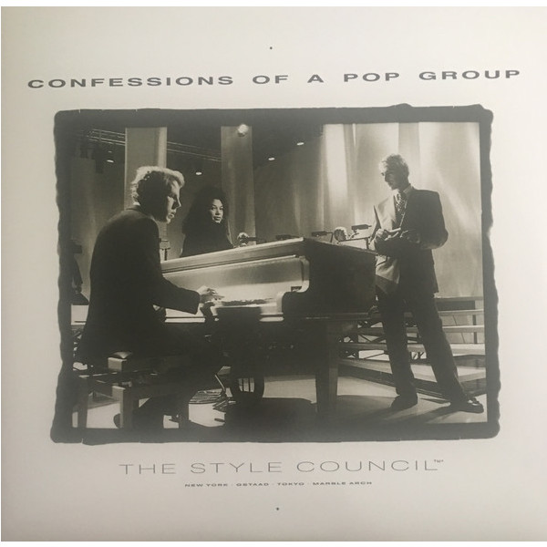 Style Council Style Council - Confessions Of A Pop Group m e thomas confessions of a sociopath