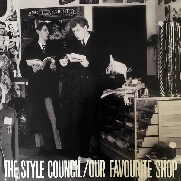 Style Council Style Council - Our Favourite Shop кеды council tx le