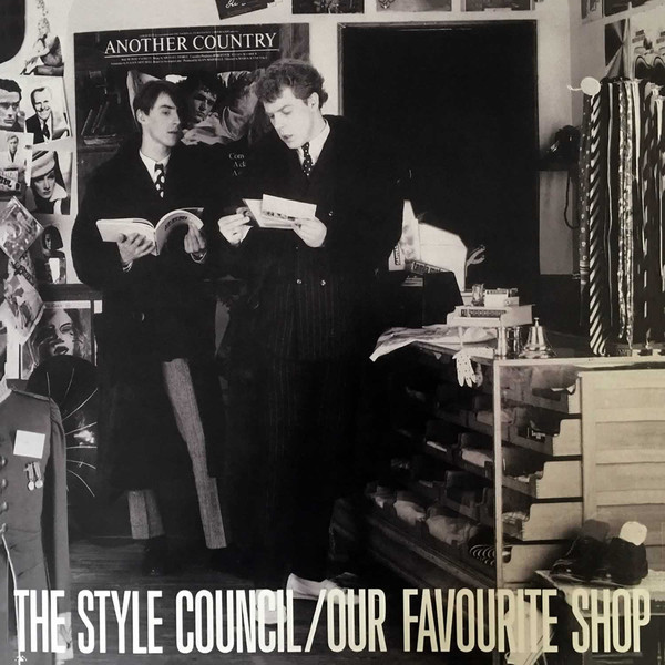 Style Council Style Council - Our Favourite Shop iron council