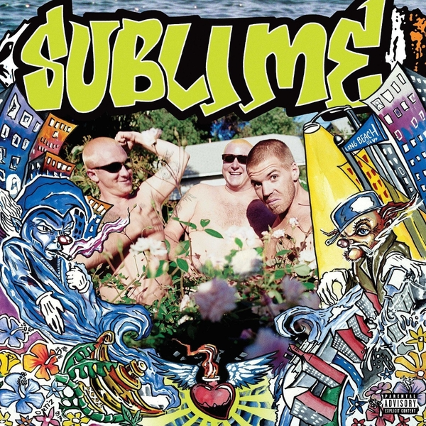 Sublime Sublime - Second Hand Smoke (2 LP) sublime sublime second hand smoke 2 lp page 1