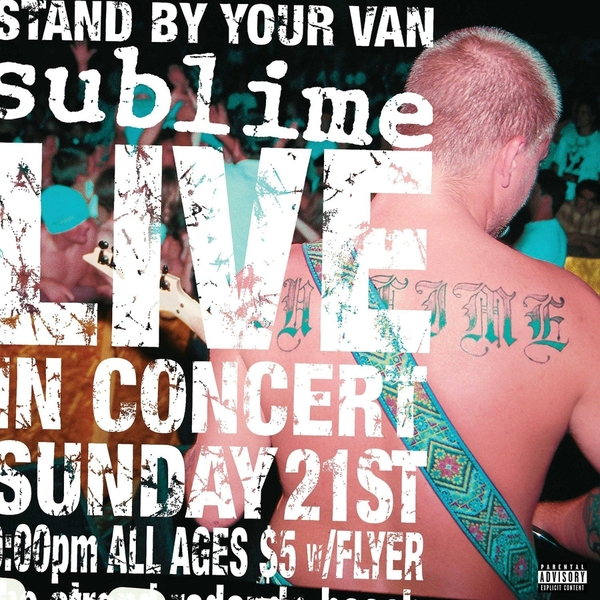 Sublime Sublime - Stand By Your Van v persie van basten 556688