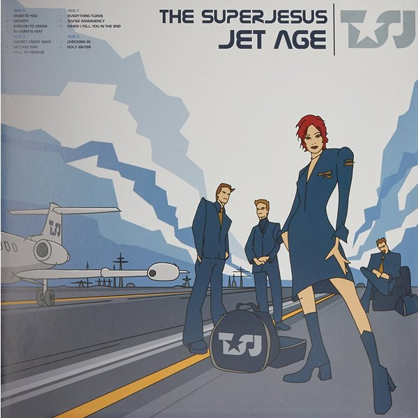 Superjesus - Jet Age (2 LP)