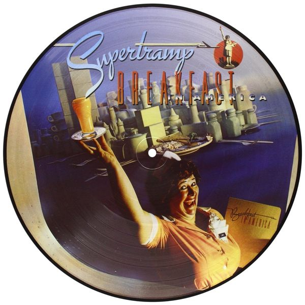 цена Supertramp Supertramp - Breakfast In America (picture)