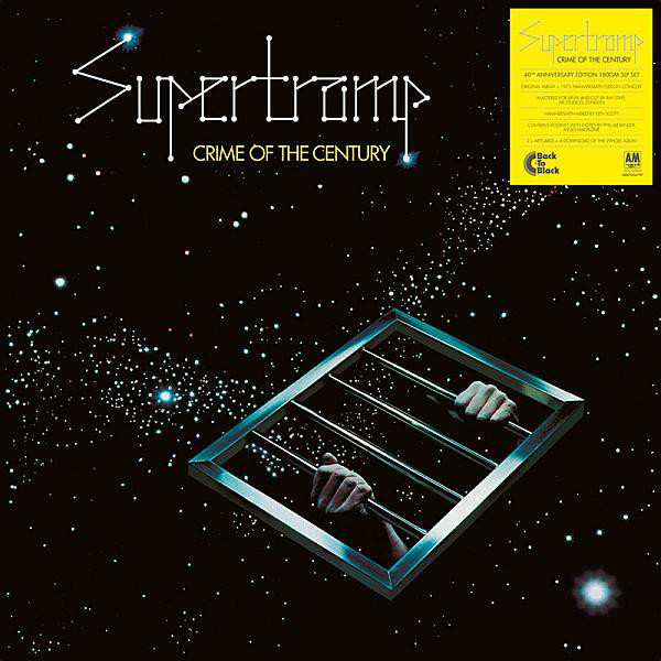 Supertramp Supertramp - Crime Of The Century - Deluxe (3 LP)