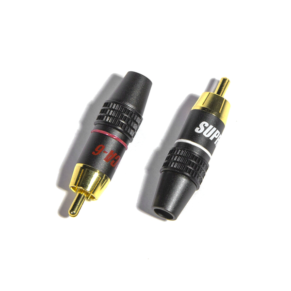 все цены на Разъем RCA Supra RCA-6 (комплект 2 шт.) онлайн