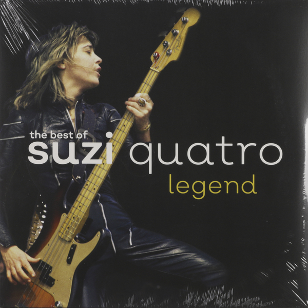 все цены на Suzi Quatro Suzi Quatro - Legend: The Best Of (2 LP) онлайн