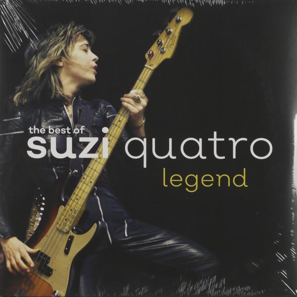 Suzi Quatro Suzi Quatro - Legend: The Best Of (2 LP) cd quatro scott