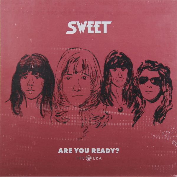 SWEET SWEET - Are You Ready (7 LP) sweet sweet off the record new vinyl edition lp