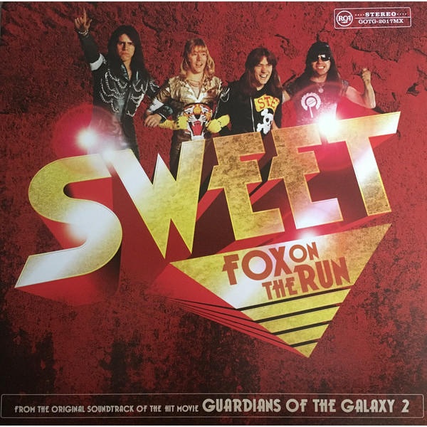 SWEET SWEET - Fox On The Run sweet sweet off the record 180 gr