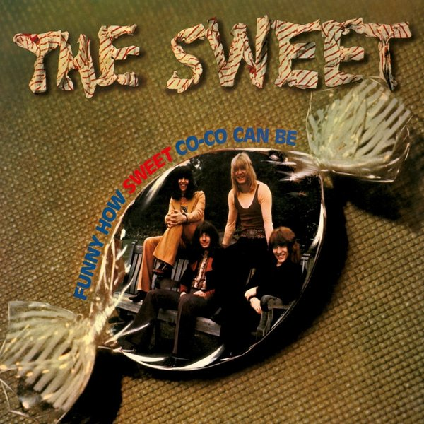 SWEET SWEET - Funny How Sweet Co-co Can Be (180 Gr) цена и фото