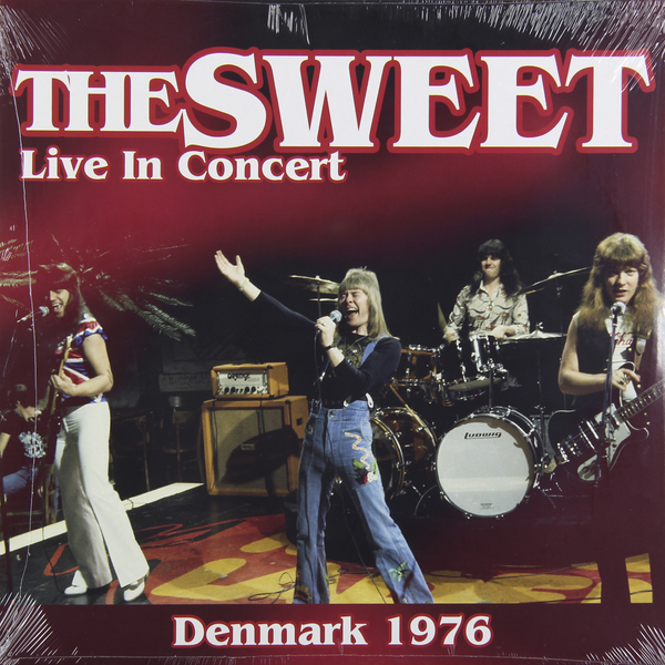 SWEET SWEET - Live In Concert 1976 blues festival live in concert 2006
