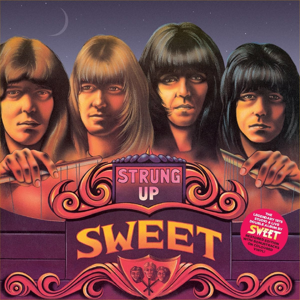 SWEET SWEET - Strung Up (2 LP) sweet sweet give us a wink new vinyl edition lp