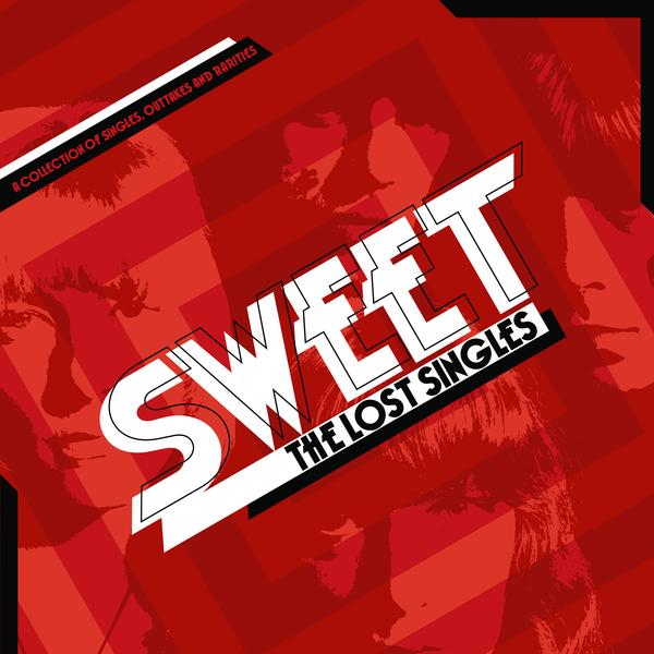 SWEET - The Lost Singles (limited, Colour, 2 LP)