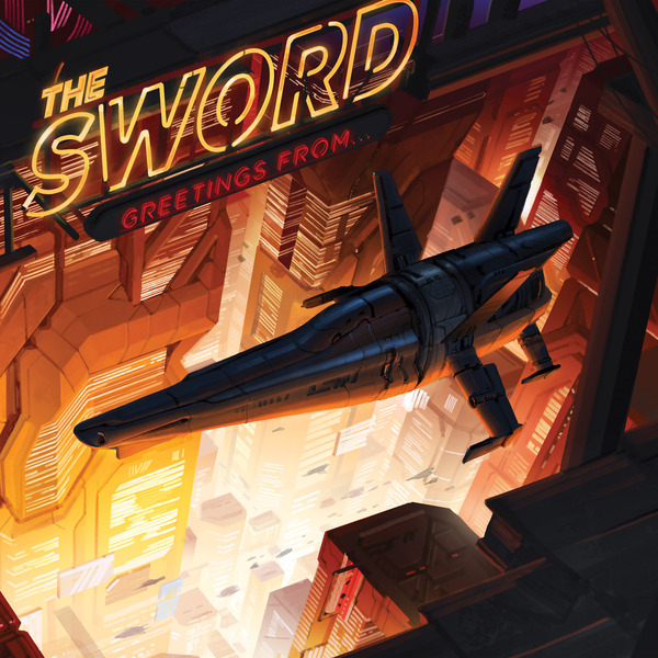 SWORD - Greetings From