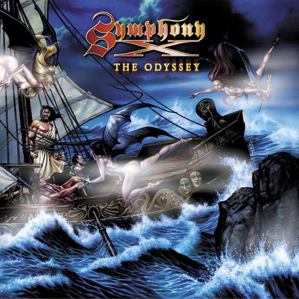 Symphony X Symphony X - The Odyssey (2 Lp, 180 Gr) procol harum procol harum live in concert with the edmonton symphony 2 lp colour
