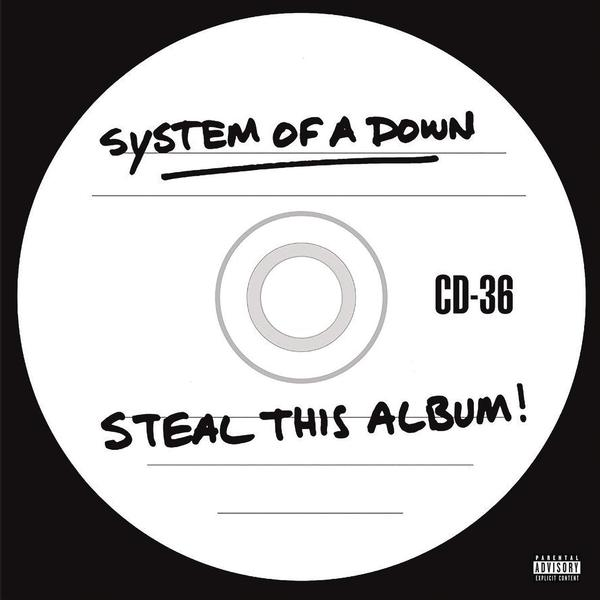 System Of A Down System Of A Down - Steal This Album! (2 LP) system of a down system of a down hypnotize