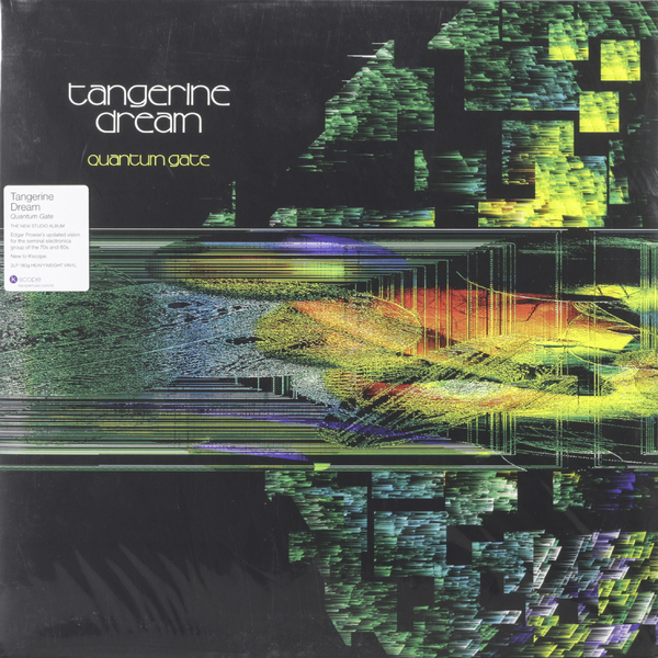 Tangerine Dream Tangerine Dream - Quantum Gate (2 LP)
