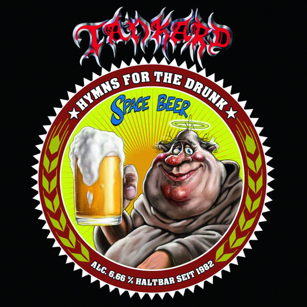 Tankard - Hymns For The Drunk (2 Lp, Colour)