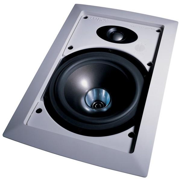 Встраиваемая акустика трансформаторная Tannoy iw6 TDC акустика для фонового озвучивания tannoy iw62 tdc white