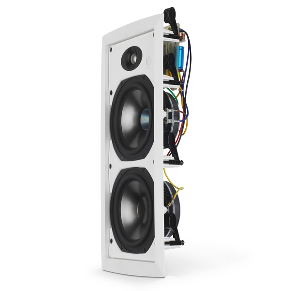 Встраиваемая акустика Tannoy iw62 TDC акустика для фонового озвучивания tannoy ams 8dc white