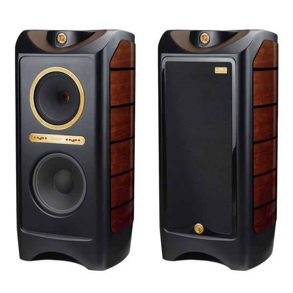 Напольная акустика Tannoy Kingdom Royal Walnut tannoy grf 90 walnut