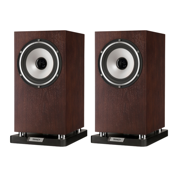 Полочная акустика Tannoy Revolution XT 6 Dark Walnut монитор 24 nec multisync e243wmi silver white ips led 1920x1080 5ms vga dvi displayport usb