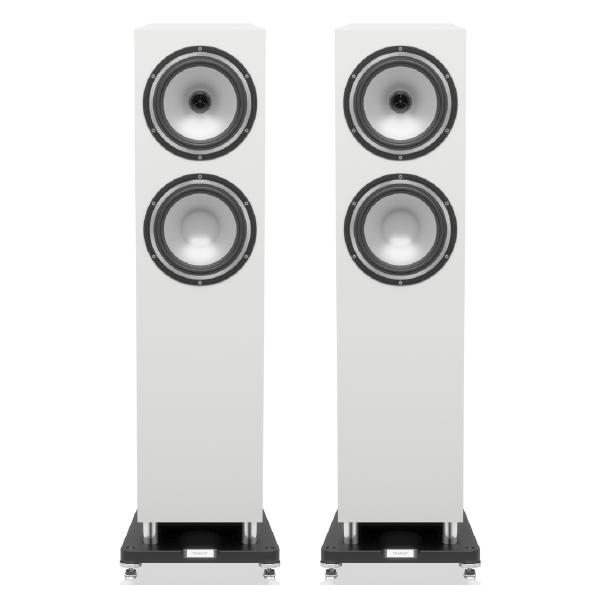 цена на Напольная акустика Tannoy Revolution XT 8F Gloss White