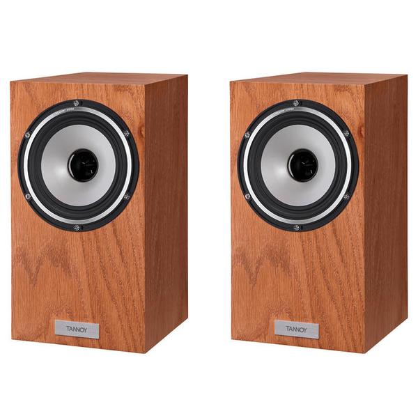 Полочная акустика Tannoy Revolution XT Mini Medium Oak напольная акустика tannoy revolution xt 6f dark walnut