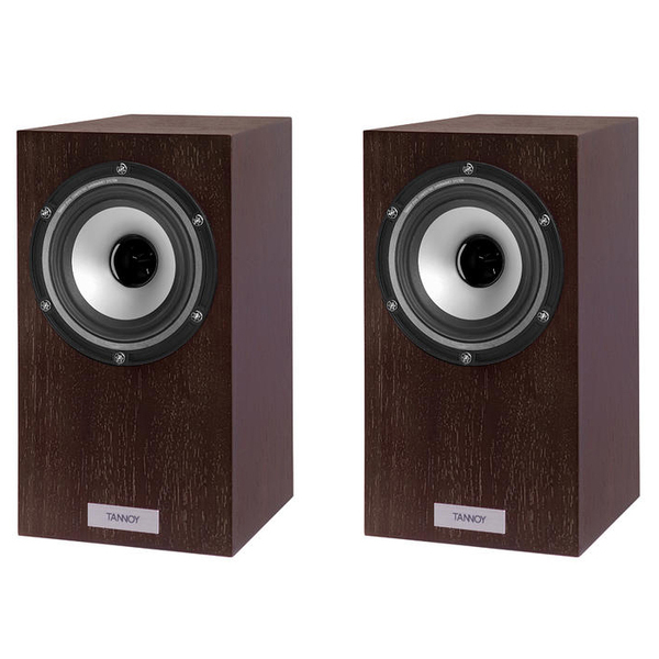 Полочная акустика Tannoy Revolution XT Mini Dark Walnut полочная акустика tannoy revolution xt 6 medium oak