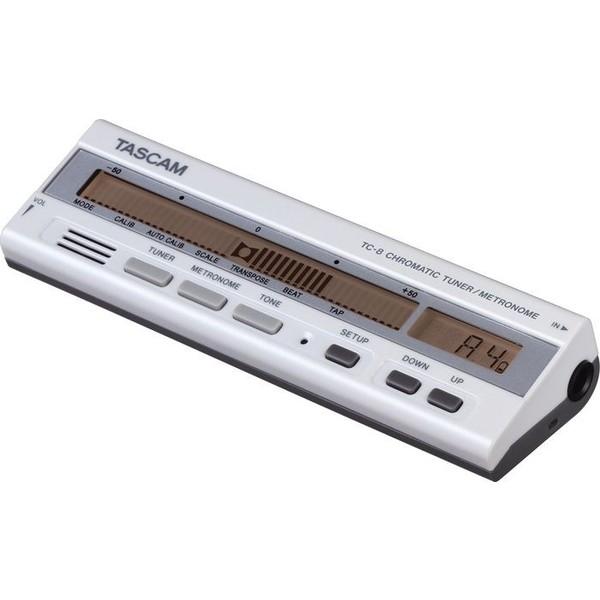 цена на Гитарный тюнер TASCAM TC-8
