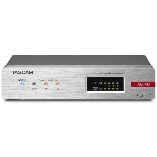 Контроллер/Аудиопроцессор TASCAM Аудиоконвертер AE-4D