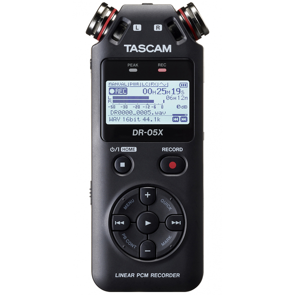 Портативный рекордер TASCAM DR-05X