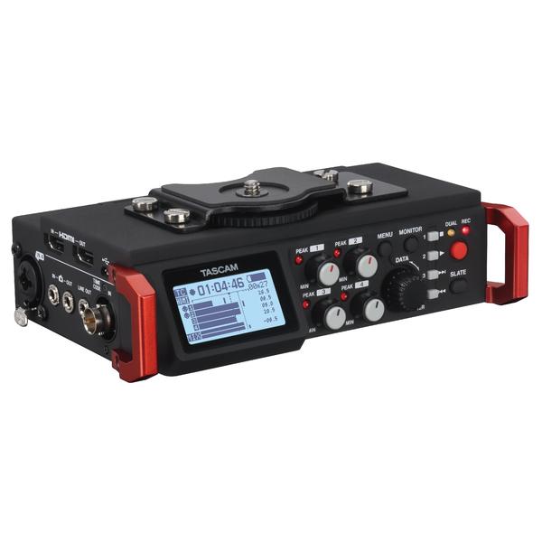 Портативный рекордер TASCAM DR-701D tascam dr 05 linear pcm recorder 4g micro movie recording hifi player 96k 24bit запись