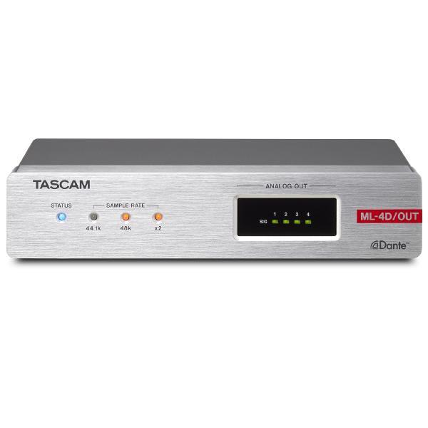 Контроллер/Аудиопроцессор TASCAM Аудиоконвертер ML-4D/OUT-E