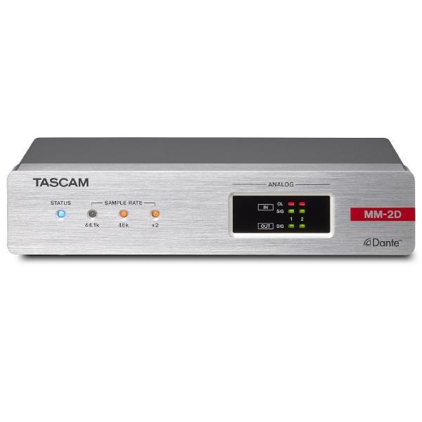 Контроллер/Аудиопроцессор TASCAM Аудиоконвертер MM-2D-E